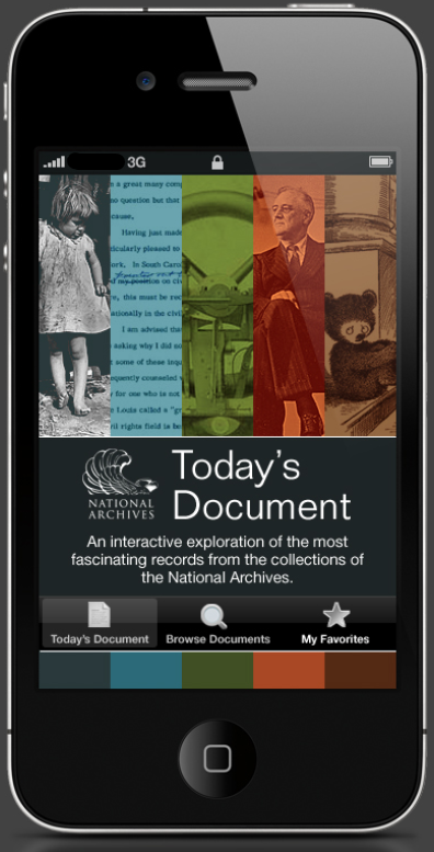 Today's Document Mobile App