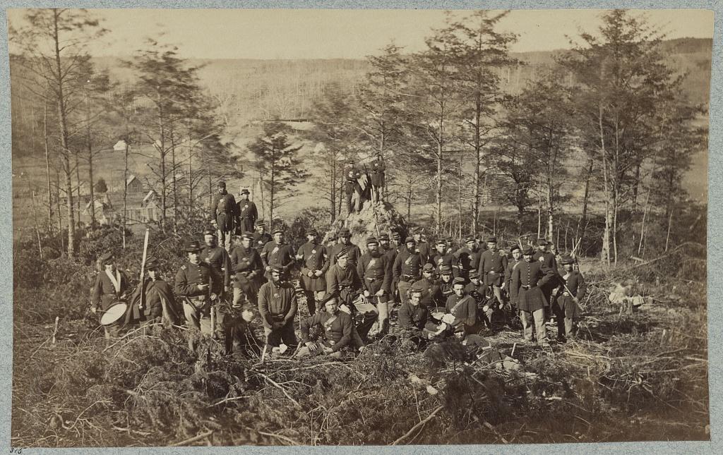 170th New York, Corcoran's Irish Legion